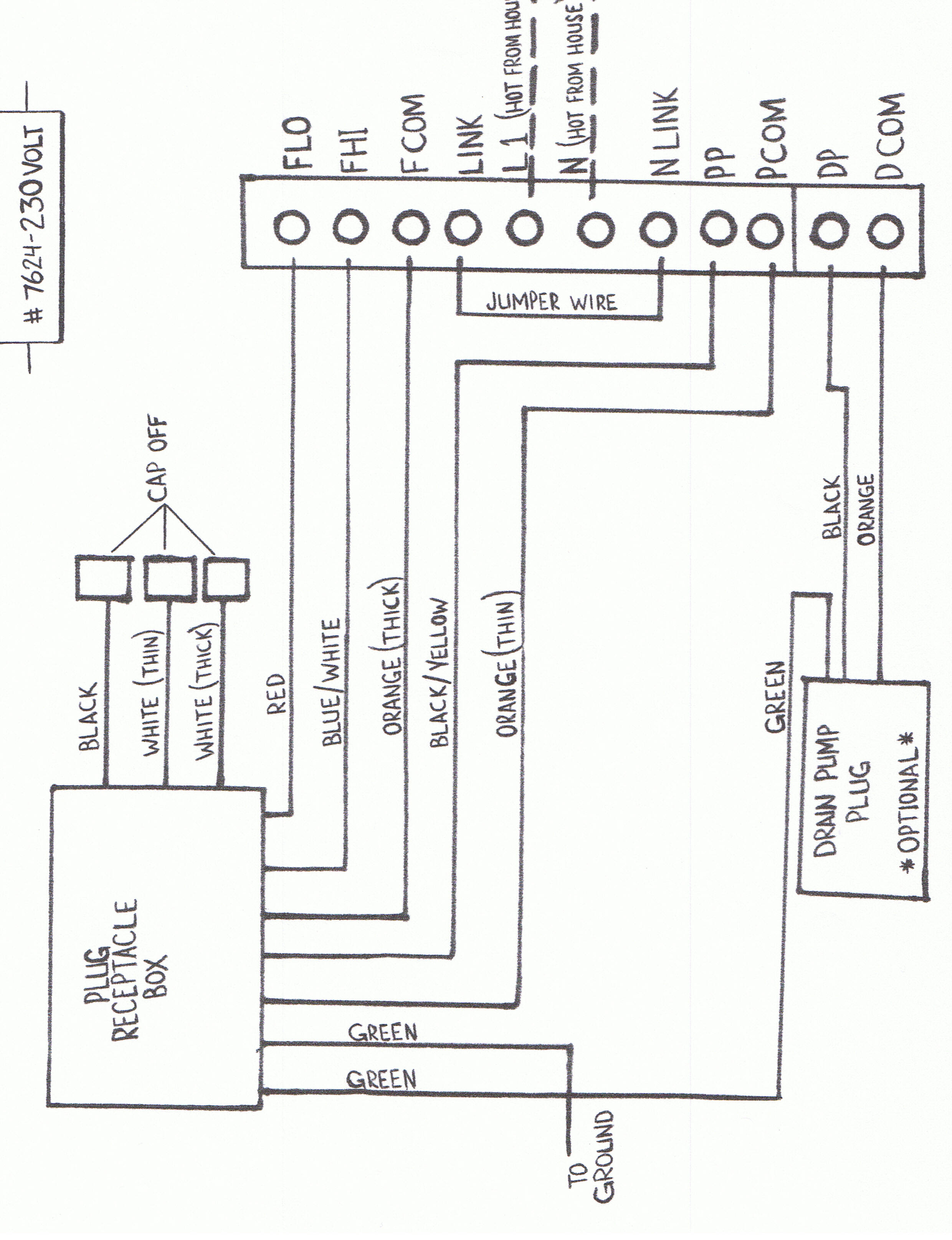 diagrams wiring   welder outlet wiring